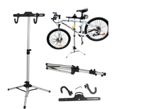 Bike Maintenance Stand, Home Adjustable Repair Mechanic, Easy Set Up And Assembl