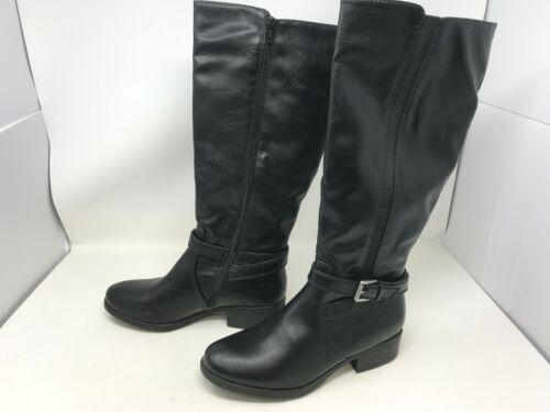 113186 Womens Croft /& Barrow Alice Black Boots 426S