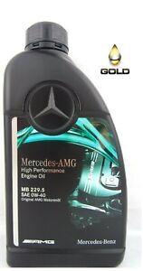 0W-40-AMG-Mercedes-Benz-229-5-Original-AMG-Motorenoel-1-Liter-0W-40-AMG