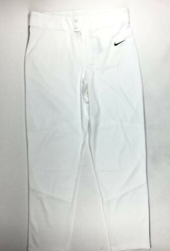 New Nike Stock Vapor Select Piped Baseball Game Pant Men/'s Large White BQ5489