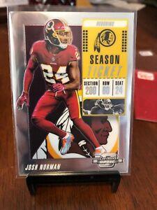 2018-Josh-Norman-Contenders-Optic-Season-Ticket-Card-2-Washington-Redskins