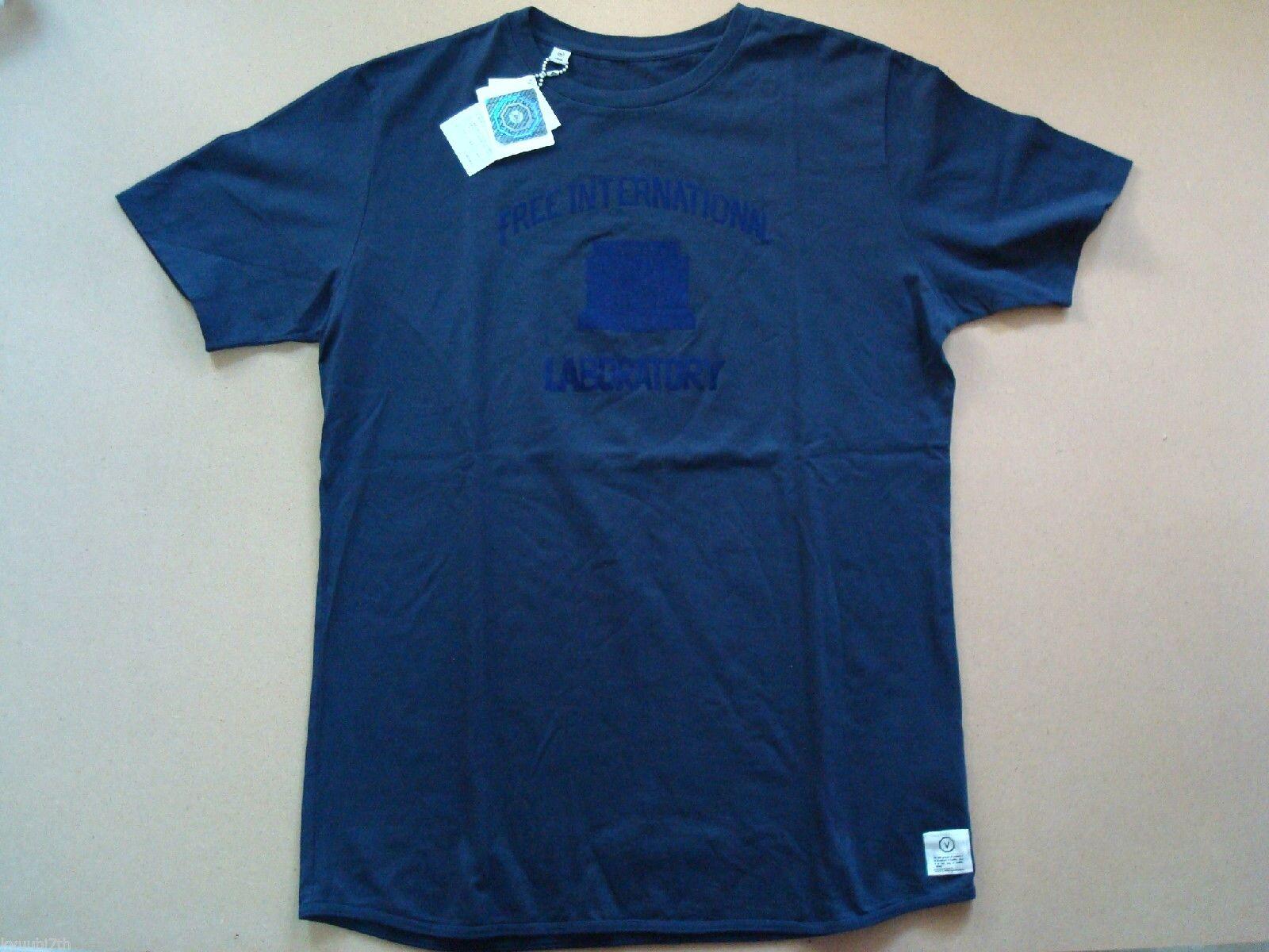Visvim FIL logo T-Shirt, 300+ made in Japan Visvim japan FIL visvim fbt