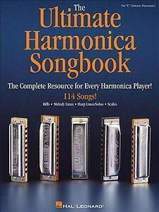 Details about Ultimate Harmonica Songbook : For