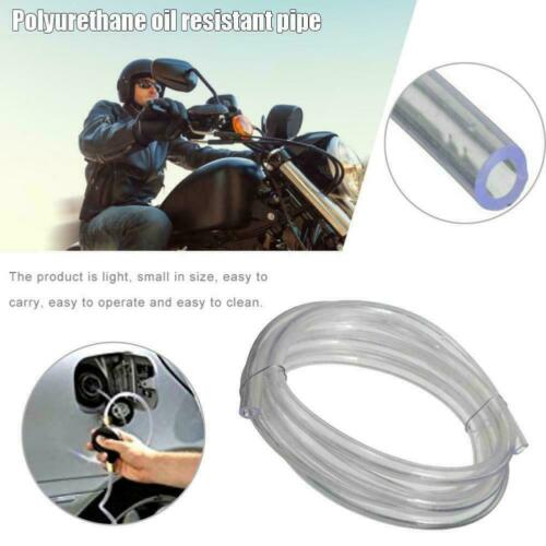 Stable Fuel Hose Line Gas Pipes For Chainsaw Brushcutter Trimmer Strimmers R9J0