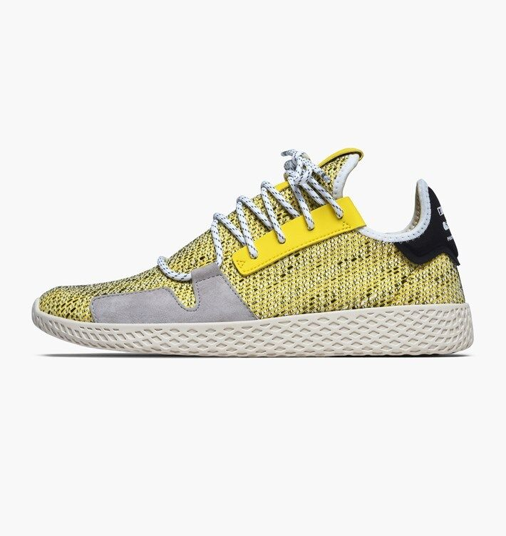 Men's Brand New Adidas Solar HU Tennis V2 Athletic Fashion Sneakers
