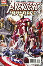 Avengers Invaders #2 (NM)`08 Ross/ Krueger/ Sadowski