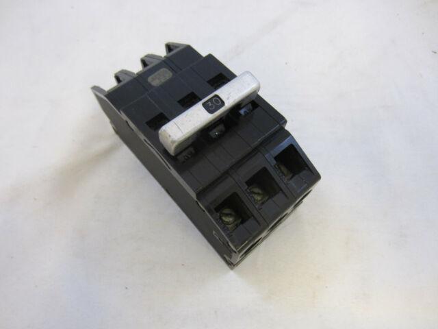 GTE SYLVANIA 3030 30Amp 2-pole Circuit Breaker Type A 120//240V