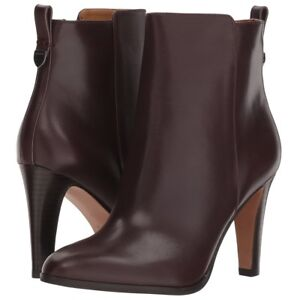 COACH-Jemma-Women-039-s-Boots-Leather-Booties-Casual-Designer-Fashion-Dress-NIB
