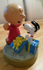 Snoopy & Charlie Brown Figur Peanuts - The first Day ! Neu & OVP