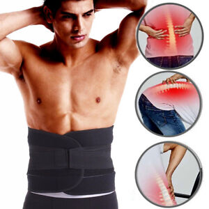 Medical-Waist-Support-Belt-Brace-For-Lower-Back-Pain-Relief-Therapy-Men-Women-GW
