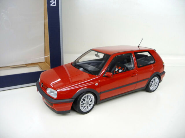 1:18 norev vw golf 3 III GTI rojo Red Limited Edition 1000 nuevo New