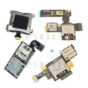 HTC-One-M7-Vivid-PH39100-ONE-V-Amaze-4G-SIM-Tray-SIM-Card-Tray-Flex-Cable