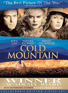 Cold-Mountain-Two-Disc-Collector-039-s-Edition-like-new