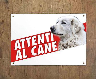 Cane da pastore maremmano abruzzese 1 attenti al cane for Arredamento pastore