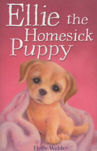 Ellie-the-homesick-puppy-by-Holly-Webb-Paperback-Expertly-Refurbished-Product