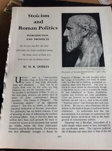 T1-8-Ephemera-Picture-1963-Article-Stoicism-And-Roman-Politics-Dudley