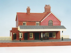 Wills-CK16-OO-Gauge-Country-Station-Kit