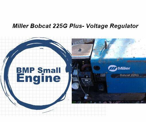 Miller Bobcat 225g Plus Welder Generator For Sale Online Ebay