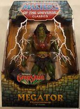 "Masters Of The Universe MOTU Classics Powers Of Grayskull 12"" Megator Mailer"