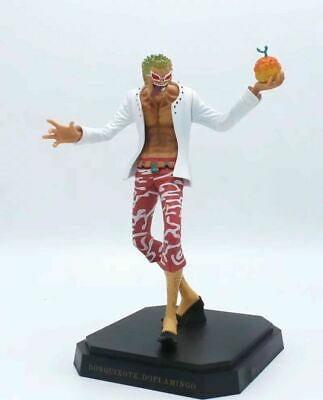 Anime One Piece Donquixote Doflamingo Cute Mini PVC Figure New In Box