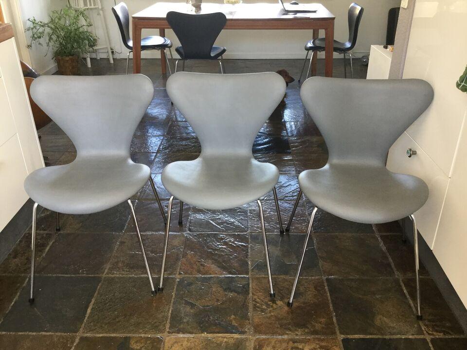 Arne Jacobsen, stol, Syver
