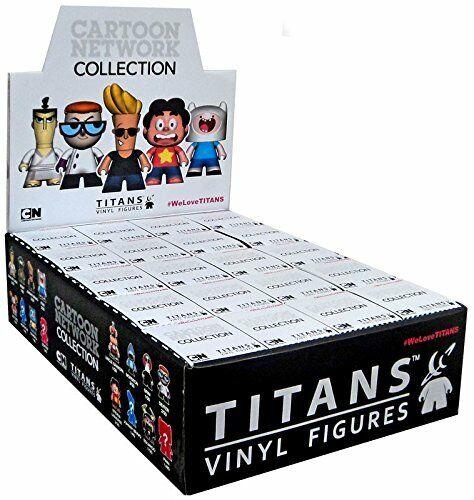 Titans Cartoon Network-Case Of 20