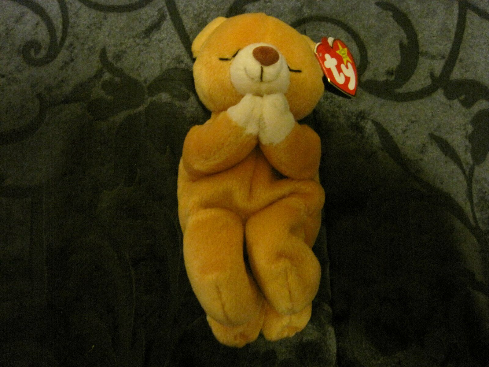 Ty Beanie Baby  Hope  PE DOB 3 23 98 TushTag 1999 Hologram & TY Heart Gasport