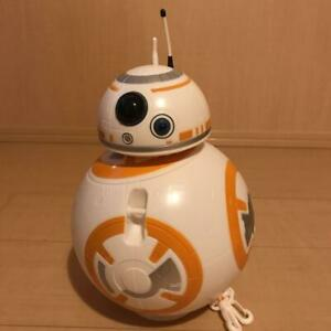 Tokyo-Disneyland-Limited-Star-Wars-BB-8-popcorn-bucket-Disney-Robot-With-Band-JP
