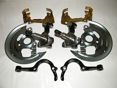 GM Disc Brake Spindles Caliper Brackets Steering Arms GM A Body Chevelle