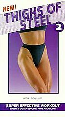 Thighs Of Steel 2 VHS, 1994  - $1.10