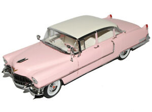 Cadillac Fleetwood Series 60 Pink Elvis Presley 1//18 Greenlight Modell Auto mi..