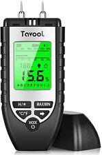 New Listingwood Moisture Meter Digital Moisture Detector Moisture Tester Pin Type Water