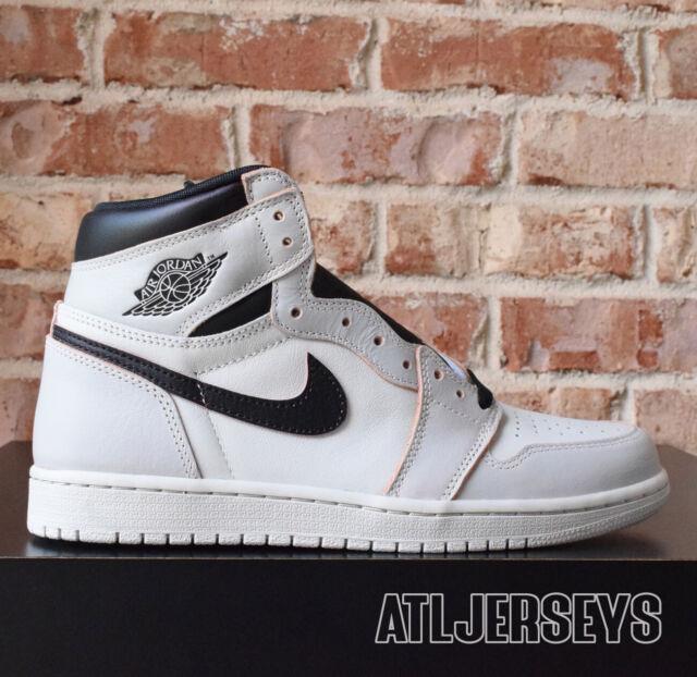 Nike SB X Air Jordan 1 OG Retro High Light Bone Pink Cd6578 006 Size 10