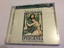 IPHIGENIA (Mikis Theodorakis) OOP 1977/1999 Soundtrack Score OST CD NM