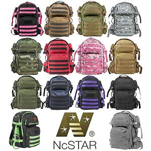 NcSTAR VISM CB2911 Heavy Duty MOLLE Tactical Hunting Camping Hiking Backpack