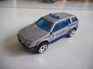 Matchbox-Sport-SUV-Police-in-Grey
