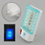 LAMPE-veilleuse-LED-ANTI-MOUSTIQUE-INSECTE-MOUCHE-Repulsif-Electrique miniatura 1