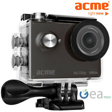 ACME VR04 SPORT ACTION PRO CAMERA HD 720p  WATERPROOF VIDEOCAMERA SUBACQUEA 5Mp