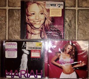 3-MARIAH-CAREY-CD-s-NEW-SEALED-NEVER-TOO-FAR-HERO-MEDLEY-E-MC2-HEARTBREAKER-JAYZ