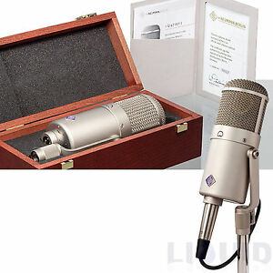Neumann-U47-FET-Collector-039-s-Edition-Large-diaphragm-Condenser-Mic-EXTRAS-2DAY