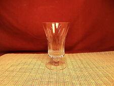 "Vintage Tiffin Crystal Melissa Pattern Iced Tea Goblet 5 3/4"""