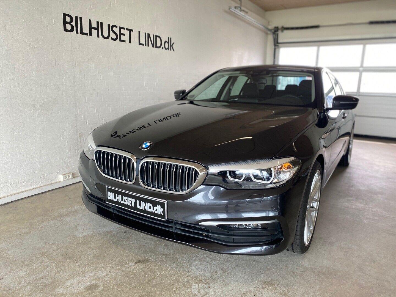 BMW 520i 2,0 aut. 4d - 455.000 kr.