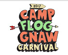 2 - Camp Flog Gnaw Carnival 2 Day GA Pass! with Lana Del Rey.. -OCT 28 & 29 2017