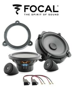 Porta Anteriore e Posteriore PG Audio 13/cm coassiale 2/Vie Renault Megane 3/Set di Altoparlanti
