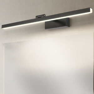 LED Wall Mounted Light Makeup Mirror Front Fixture ...