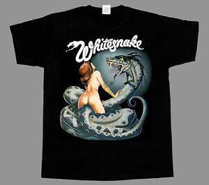 whitesnake-lovehunter-NEW-SHORT-LONG-SLEEVE-BLACK-T-SHIRT