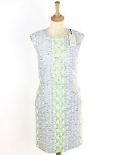 BNWT Paul Smith Womens Neon Geometric Print Dress Size 40 (Uk 8)