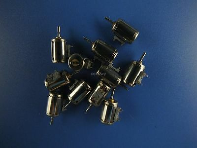 10pcs 6mm 2 phase 4 wire stepper motor micro-stepping motor Canon