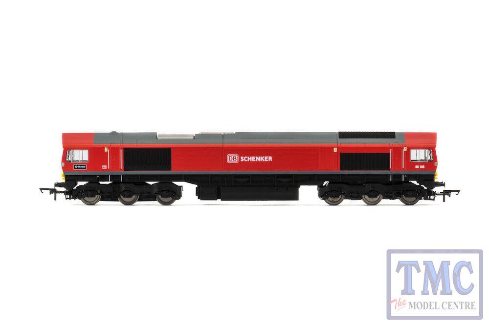 R3486 Hornby OO Class 66 SCHENKER 'DP WORLD LONDON GATEWAY' No 66185