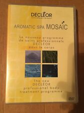 aromatic spa mosaïc body by decléor